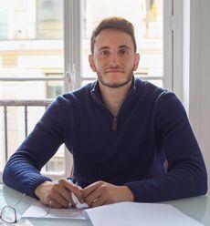 Thomas Rebaud, CEO de Meero