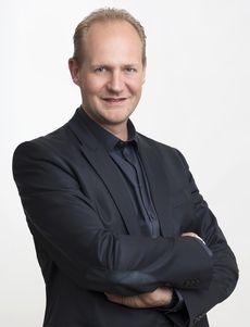 Jonathan Laroussinie, fondateur d'Audience+