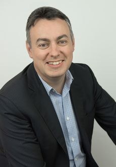 Vincent Merlin, Directeur Marketing EMEA, Proofpoint