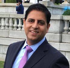 Opinder Sardana, Associate Vice President – Managing Client partner – Consumer Retail Logistics, Infosys
