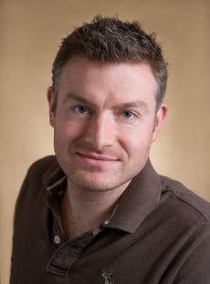 Damian Scragg, Directeur général EMEA, Evidon