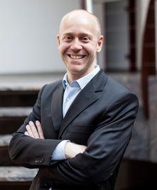 Mike Vandenhooft, Managing Partner de Newpharma