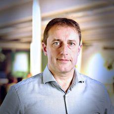 Luc Burgelman, CEO NGDATA