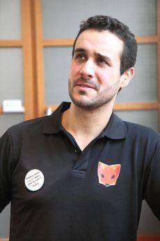 Sylvain Tillon, co-fondateur et CEO de Tilkee