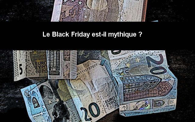 Quel avenir pour ce frénétique autel à la consommation que représente l'événement du Black Friday ?