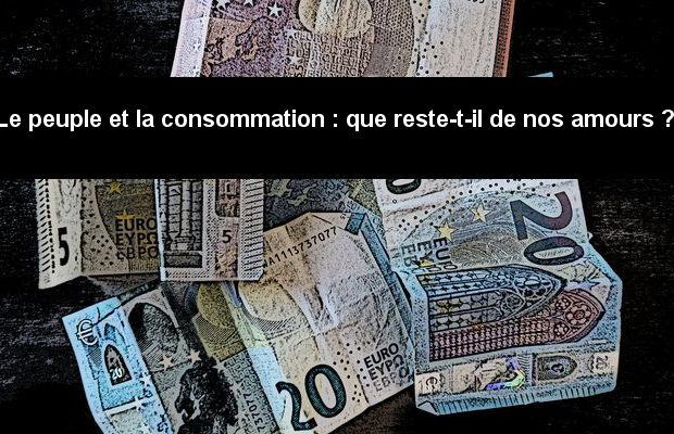 Black Friday. Le peuple et la consommation : que reste-t-il de nos amours ?