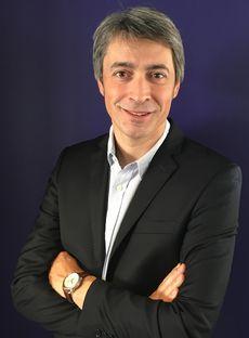 Laurent Lasserre, directeur France, Wibbitz
