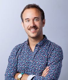 Pierre Hebrard, CEO de Pricemoov