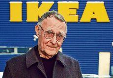 Ingvar Kamprad, fondateur d'IKEA