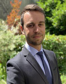 Maxime Ravet, consultant pour le cabinet de conseil Groupe Square