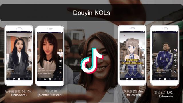 Le potentiel de Douyin (TikTok) en Chine dans le e-Commerce, la suite