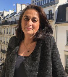 Marie-Laure Laville, Directrice de LEWIS France