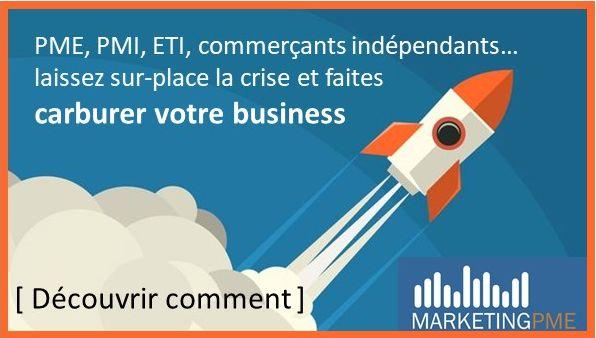 Marketing PME aide les PME PMI et TPE à développer leur business en 2021