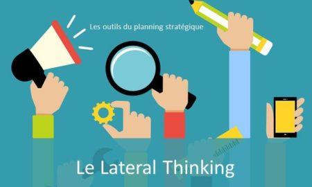 Le Lateral Thinking fait partie de la panoplie des outils du planneur stratégique, rendant le planning stratégique plus efficace.